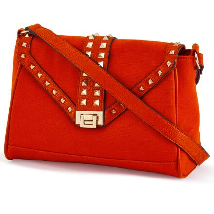 Studded in Style Handbag by EY Boutique