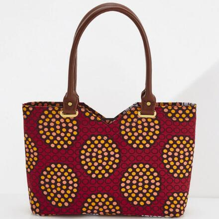 Hanya's Honeycomb Tote by EY Boutique