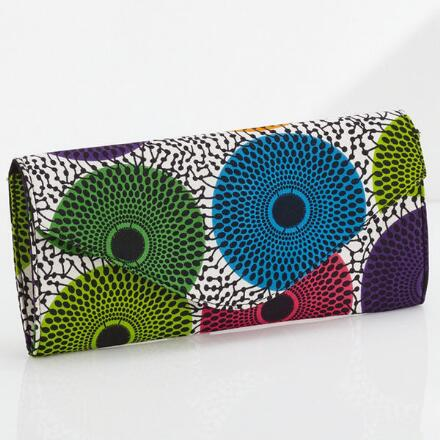Cira's Circle Clutch by EY Boutique