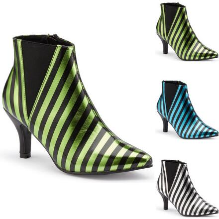Stripe It Rich Bootie by EY Boutique