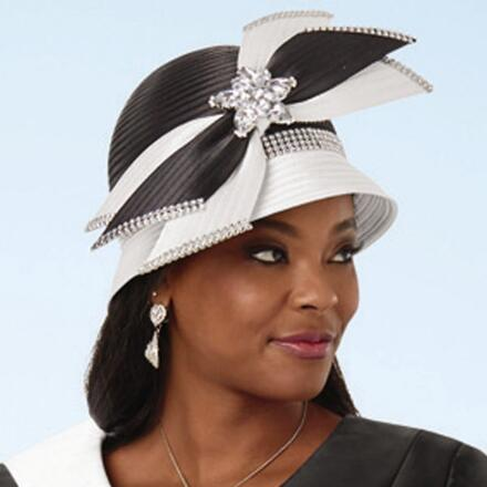 Outstanding Outlines Church Hat by EY Signature