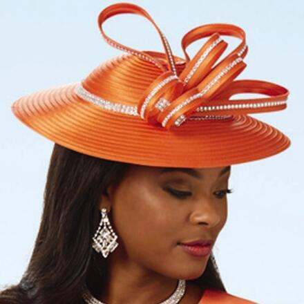 The Shape of Lace Church Hat by EY Boutique