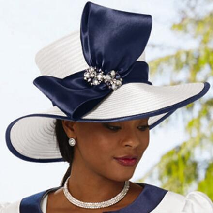 The Best Circles Church Hat by Dorinda Clark-Cole