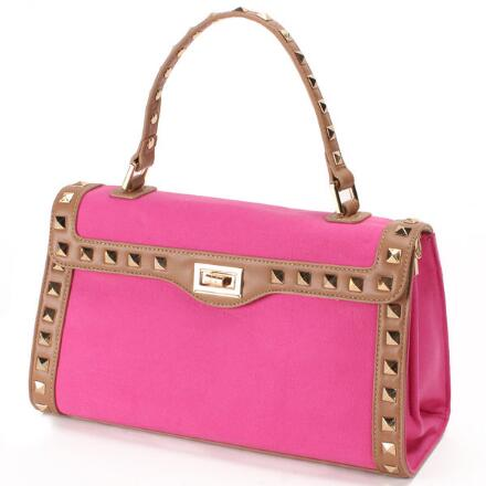 Studded Style Handbag by EY Boutique