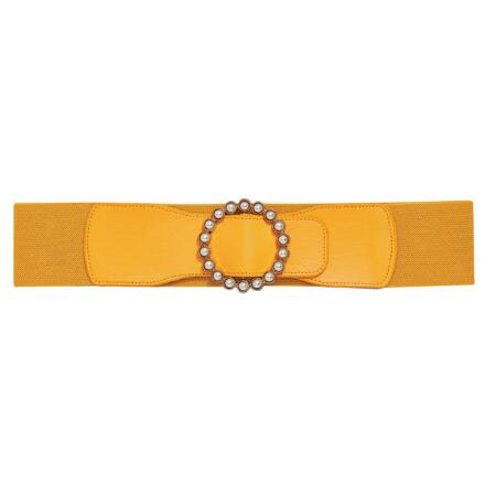 Pearl Stretch Belt by MBT Design