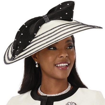 Fashion Line-Up Church Hat by Lisa Rene
