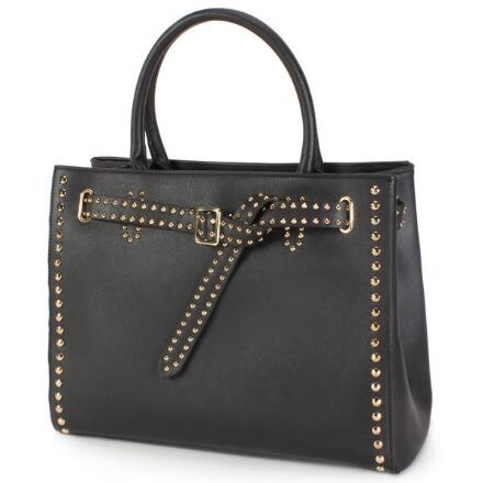 Soho Studded Tote by EY Boutique