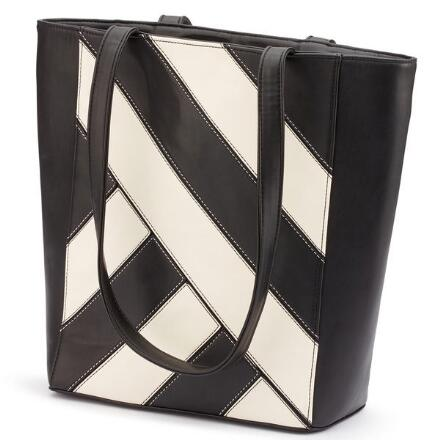 Outside the Lines Tote by EY Boutique
