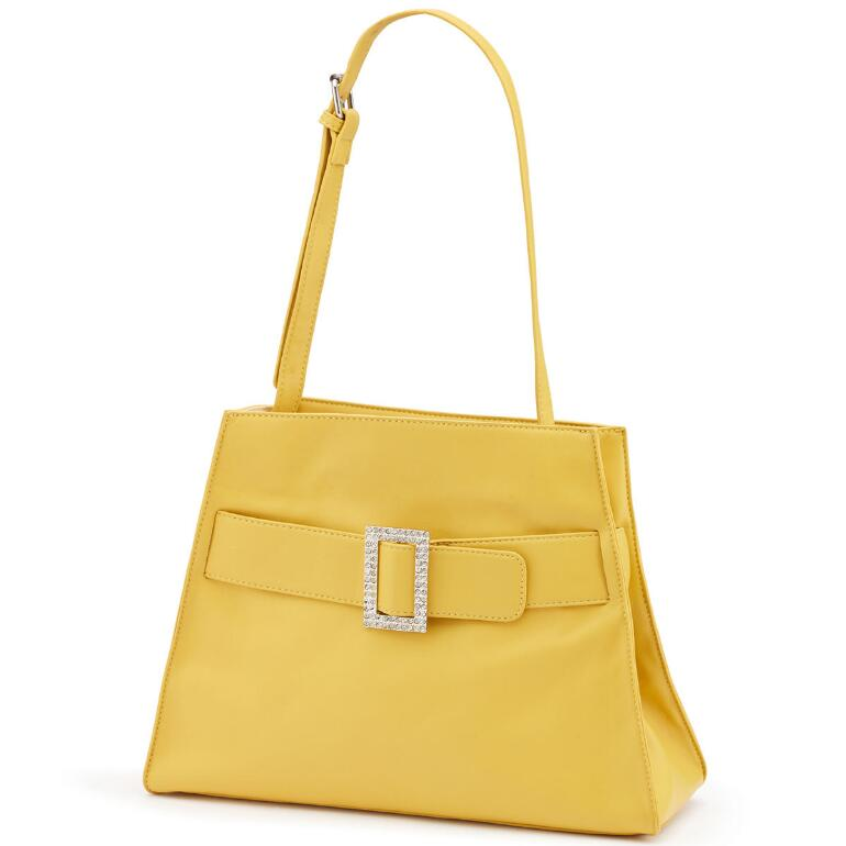 Buckle Up for Style Bag by EY Boutique