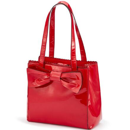 Scallop 'n' Bow Tote by EY Boutique