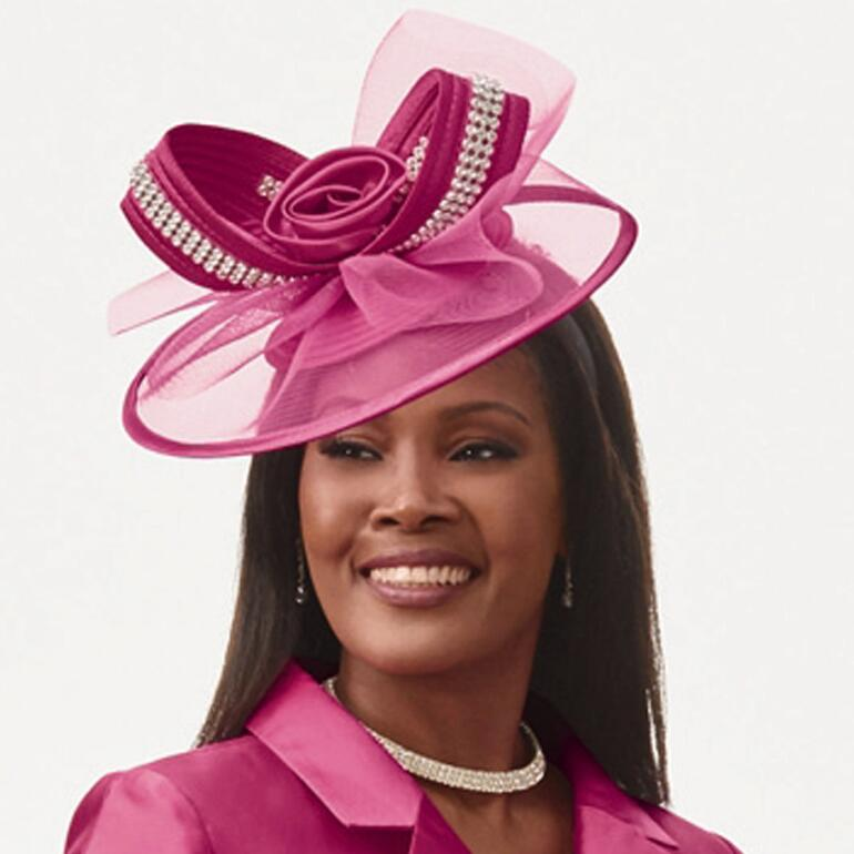 A Lot of Flair Fascinator by EY Signature