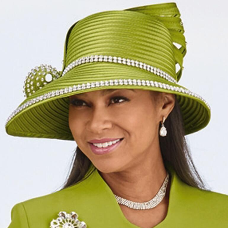Smart Style Church Hat by EY Boutique
