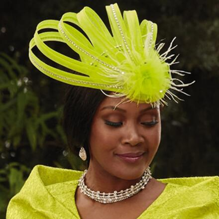 Delightful Fascinator by EY Boutique