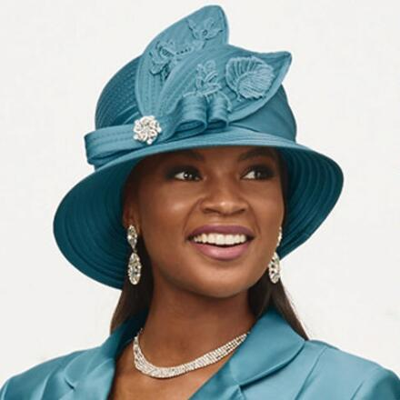 Loveliest Lace Church Hat by Dorinda Clark-Cole