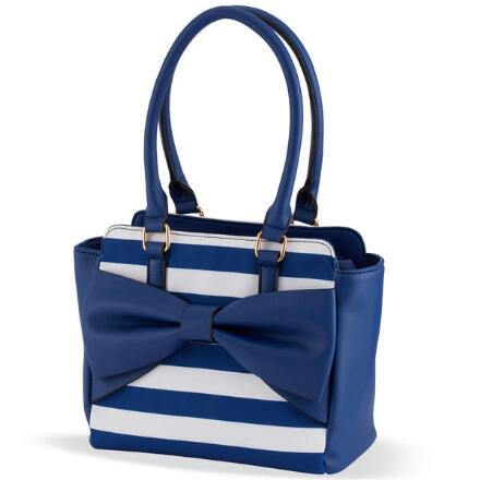 All About the Bows Satchel by EY Boutique