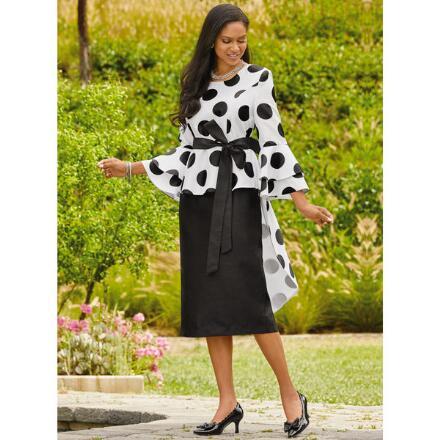 We've Got Dots Dress by EY Boutique