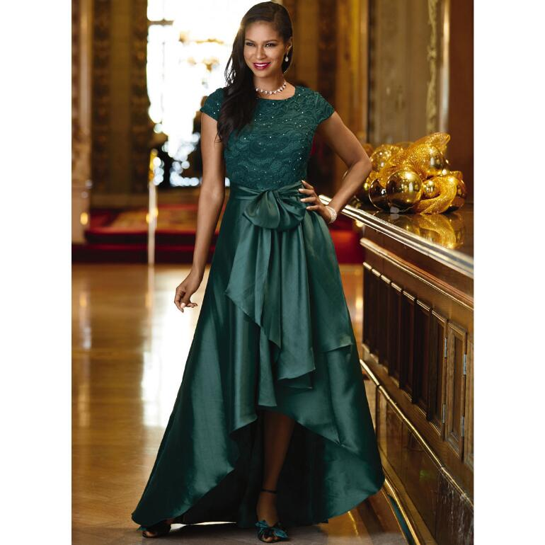 Celebrate in Style Dress by EY Boutique