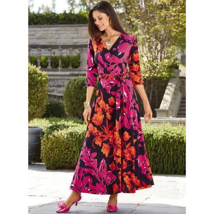 Vivid Blooms Maxi Dress by EY Boutique