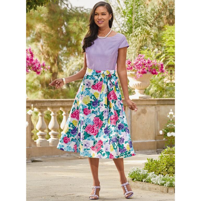 Field of Flowers Dress by EY Boutique