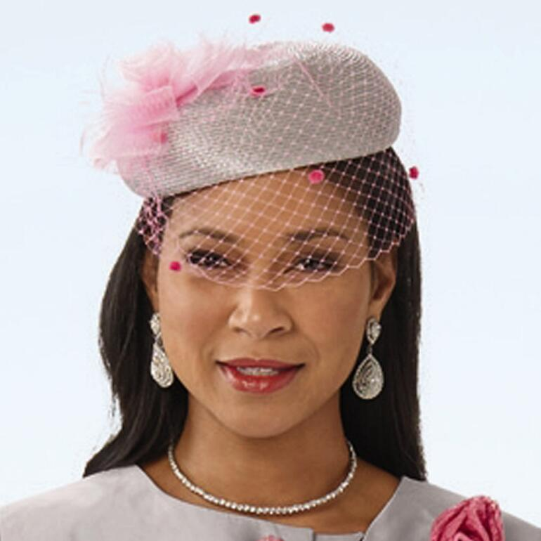 In Touch with Style Church Hat by EY Signature
