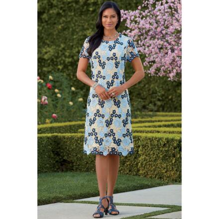 Bouquet of Lace Dress by EY Boutique