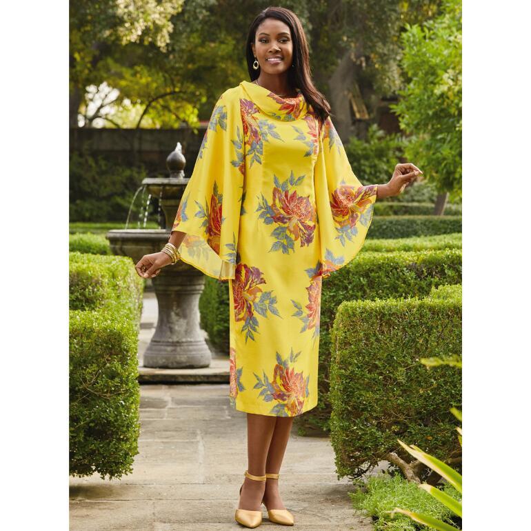 Fabulous Floral Dress by EY Boutique