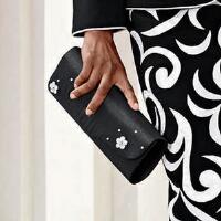 Swirls Handbag by Susanna by Terramina