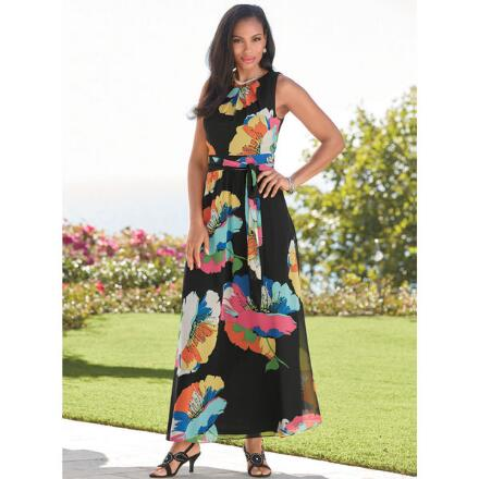 Flowers of Paradise Dress by EY Boutique