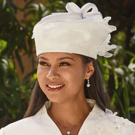 Exquisite Style Church Hat by EY Boutique