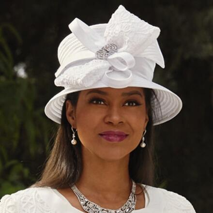 This Is Elegance Church Hat by Lily and Taylor