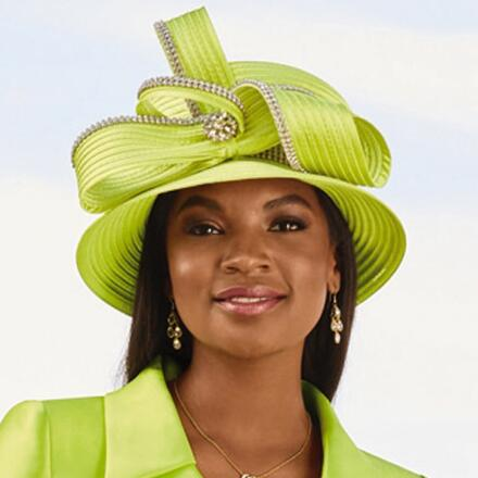 A Flair for Beauty Church Hat by EY Signature