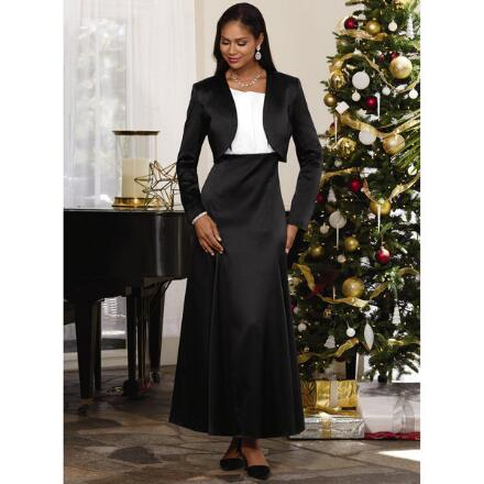 Touch of Class Dress and Jacket by EY Boutique