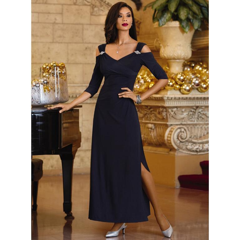 Glamorous Details Dress by R & M Richards