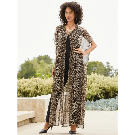 In Love with Leopard Jumpsuit by Studio EY