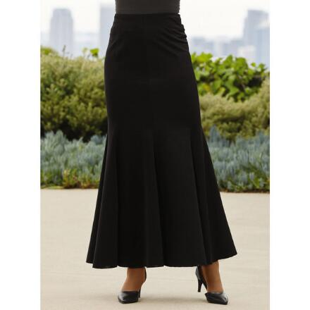 Fabulous Flounce Maxi Skirt by Studio EY