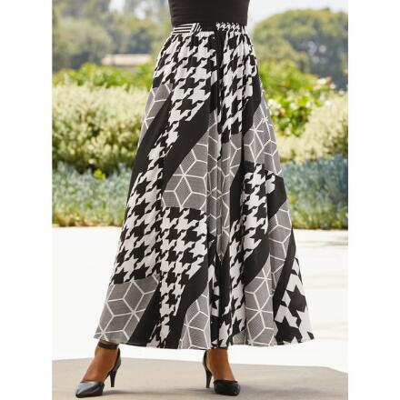In the Mix Maxi Skirt by Studio EY