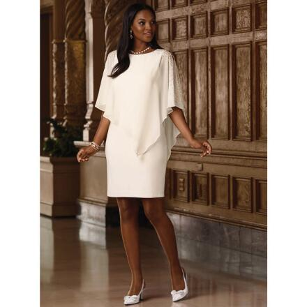 Layer On the Style Dress by EY Boutique