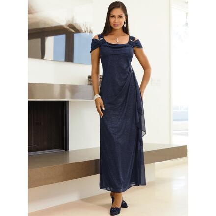 Starry Night Knit Dress by R & M Richards