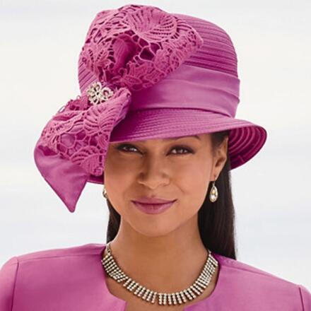 Women's Church Hats - Elegant Sunday Church Hats For Ladies