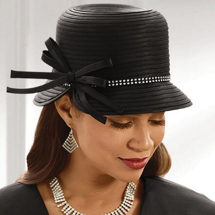 Simply Classic Church Hat by EY Signature