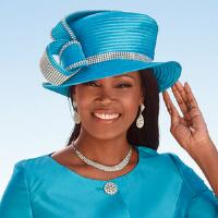 Touch of Class Church Hat by EY Signature