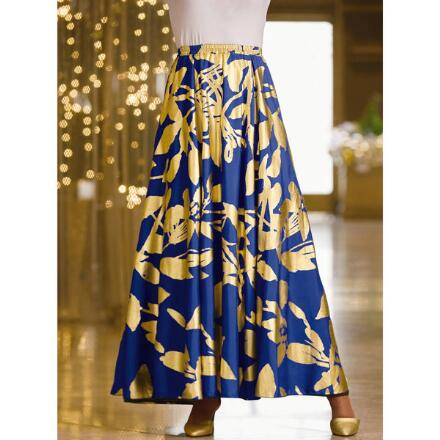 Fierce 'n' Floral Reversible Skirt by Studio EY