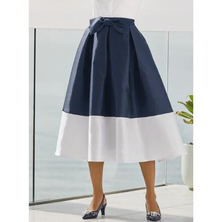 Bow Skirt by Studio EY