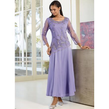 True Grace Dress by EY Boutique