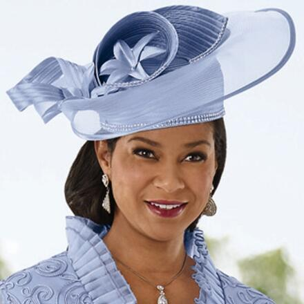 Beauty of Lace Church Hat by EY Signature