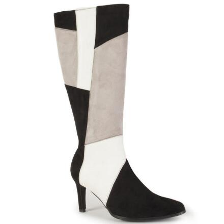 Color Closeout Shades 'n' Sueded Boot by EY Boutique