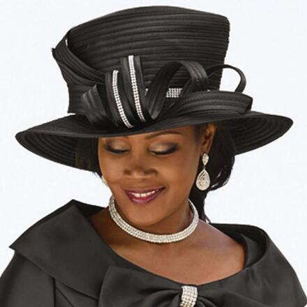 Lady Willene Church Hat by EY Signature
