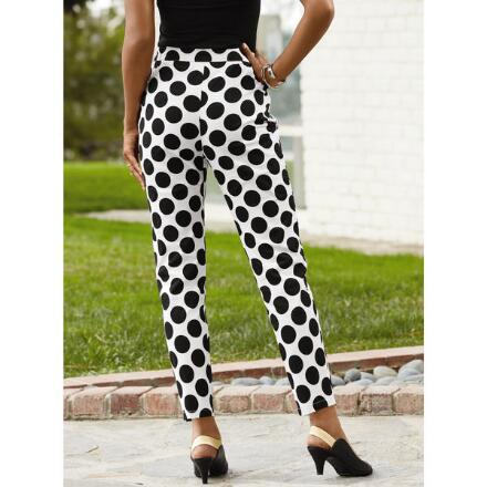 On the Dot Pant by Studio EY
