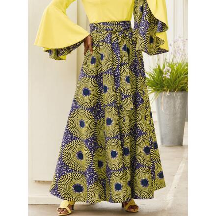 Elesha's Maxi Skirt by Studio EY