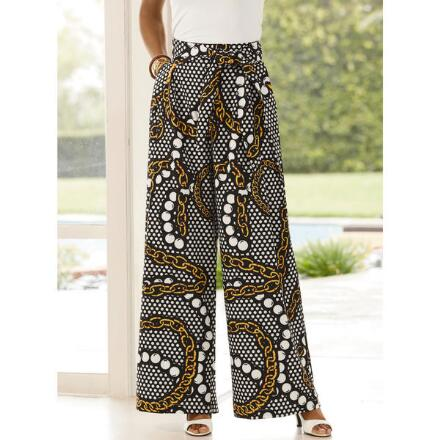 Look of Links Print Pant by Studio EY